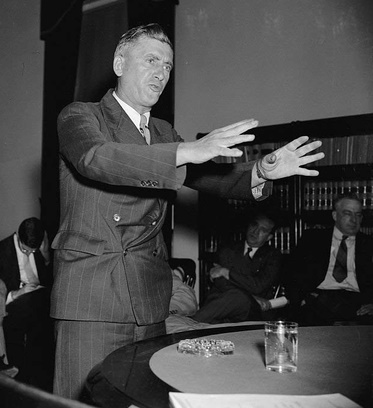 Bert Haugh, 1938