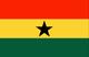 born in Ghana
