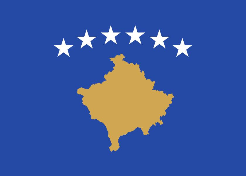 born in Kosovo