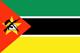 born in Mozambique