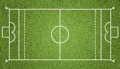 Pitch markings of 1891