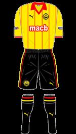 PTFC Kit 2012-13