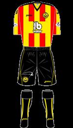 PTFC Kit 2013-14