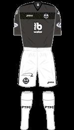 PTFC Away Kit 2013-14
