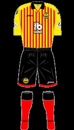 PTFC Kit 2014-15