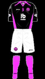 PTFC Away Kit 2014-15