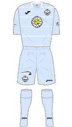 PTFC Away Kit 2015-16