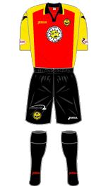 PTFC Kit 2016-17
