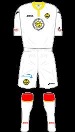 PTFC Away Kit 2016-17