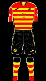 PTFC Kit 2018-19