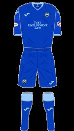 PTFC Away Kit 2018-19