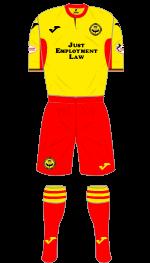PTFC Kit 2019-20