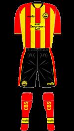 PTFC Kit 2021-22