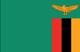 born in Zambia